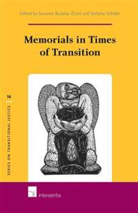 Memorials in Times of Transition