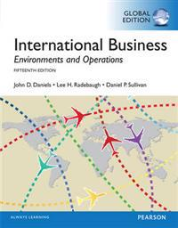 International Business, Global Edition