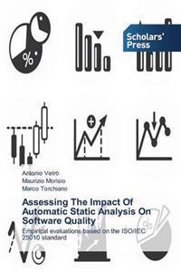 Assessing the Impact of Automatic Static Analysis on Software Quality