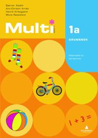Multi 1a, 2. utgave