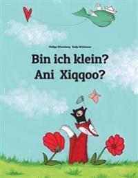 Bin Ich Klein? Ani Xiqqoo?: Kinderbuch Deutsch-Oromo (Zweisprachig/Bilingual)
