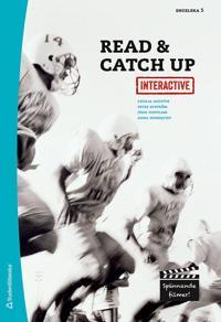 Read & Catch Up Interactive - Elevpaket - Digitalt + Tryckt - Inför engelska 5