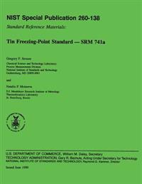 Tin Freezing-Point Standard - Srm 741a