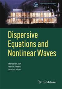 Dispersive Equations and Nonlinear Waves