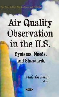 Air Quality Observation in the US.