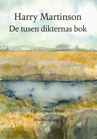 De tusen dikternas bok : efterlämnade dikter
