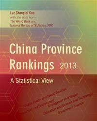 China Province Rankings 2013: A Statistical View