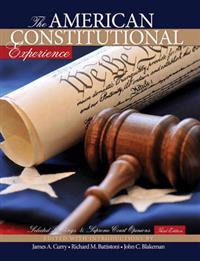 The American Constitutional Experience