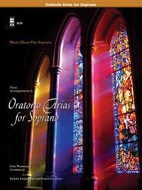 Oratorio Arias for Soprano: Vocal Soprano