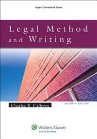 Legal Method and Writing
