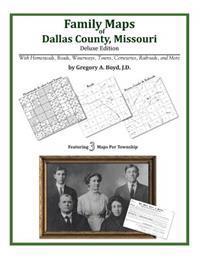 Family Maps of Dallas County, Missouri