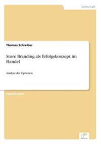 Store Branding ALS Erfolgskonzept Im Handel
