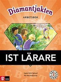 ABC-klubben åk 2 Diamantjakten Arbetsbok IST