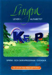Lingva lever i alfabetet, Skolenhetslicens, inkl 4 cd-romskivor