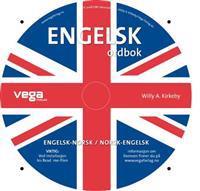 Engelsk-norsk ordbok