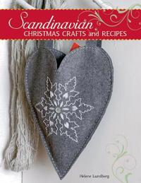 Scandinavian Christmas Crafts and Recipes [with Pattern(s)] [With Pattern(s)]