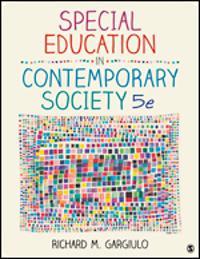 BUNDLE: Gargiulo: Special Education in Contemporary Society, 5e + Gargiulo: Special Education in Contemporary Society, 5e, Interactive eBook