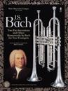 Johann Sebastian Bach: Two-Part Inventions for Two Trumpets: Book/2-CD Pack