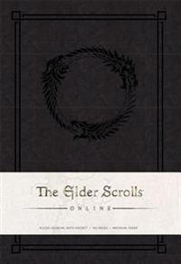 The Elder Scrolls Online Hardcover Ruled Journal