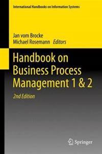 Handbook on Business Process Management 1 & 2