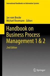 Handbook on Business Process Management