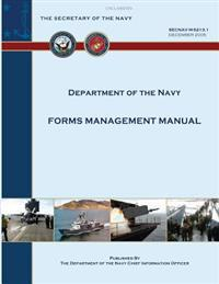 Forms Management Manual: Secnav M-5213.1