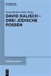 David Kalisch - Drei Judische Possen