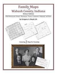 Family Maps of Wabash County, Indiana