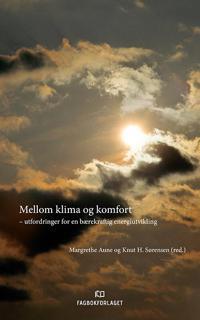 Mellom klima og komfort -  pdf epub