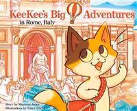 KeeKee's Big Adventures in Rome   - Shannon Jones  Lisa Pliscou  Casey Uhelski - böcker (9780988634114)     Bokhandel