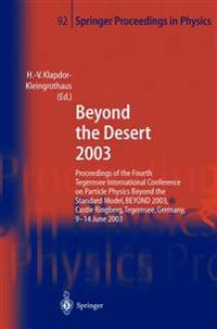 Beyond the Desert 2003