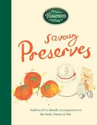 Tracklements Savoruy Preserves