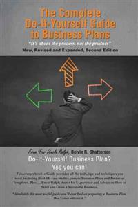 The Complete Do-it-yourself Guide to Business Plans