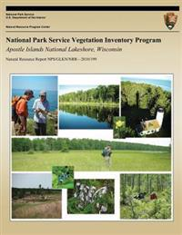 National Park Service Vegetation Inventory Program- Apostle Islands National Lakeshore, Wisconsin