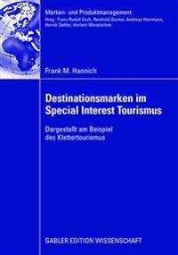 Destinationsmarken Im Special Interest Tourismus