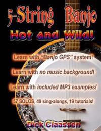 5-String Banjo Hot and Wild!