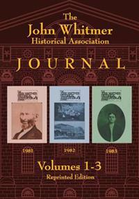 The John Whitmer Historical Association Journal: Volumes 1-3 Reprinted Edition