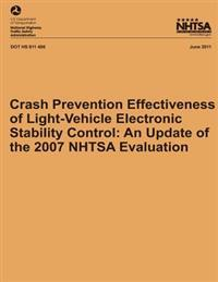 Crash Prevention Effectiveness of Light-Vehicle Electronic Stability Control: An Update of the 2007 Nhtsa Evaluation