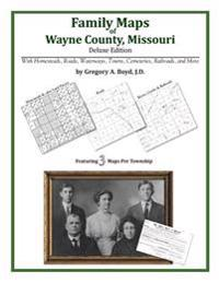 Family Maps of Wayne County, Missouri