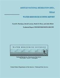 Amistad National Recreation Area, Texas: Water Resources Scoping Report