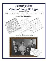 Family Maps of Clinton County, Michigan