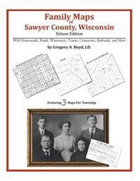 Family Maps of Sawyer County, Wisconsin