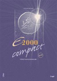 E2000 Compact Företagsekonomi B - lösningar