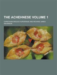 The Achehnese Volume 1