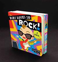 Baby Loves to Rock! & Baby Loves to Boogie! 2-Pack