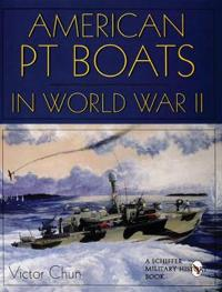 American Pt Boats in World War II