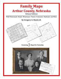 Family Maps of Arthur County, Nebraska