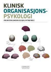 Klinisk organisasjonspsykologi - Per Øystein Saksvik, Kjell Nytrø pdf epub