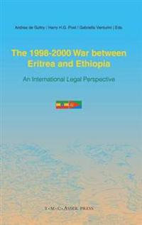 The 1998-2000 War Between Eritrea and Ethiopia