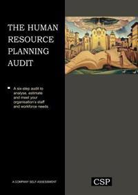 The Human Resource Planning Audit